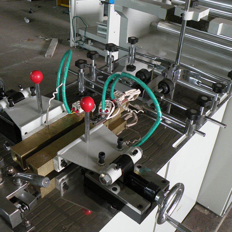 ZF Middle sealing Multi-function bag making machine